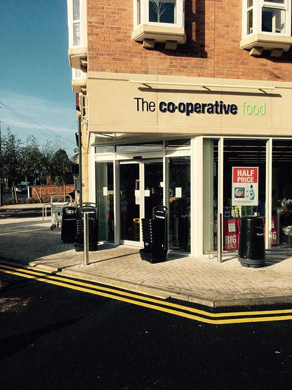 Co-operative